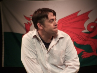 Welshcake - Acting Shot