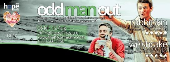 Odd Man Cover July Photo